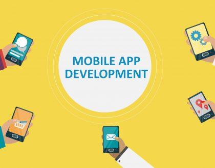 تطوير التطبيقات للهواتف الذكيه