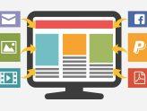 إدارة المواقع